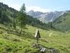Bicl auf die Pitztaler Berge