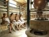 Sauna im Aqua Dome