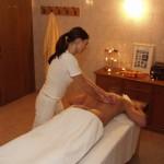 """Massage"" Ferienhotel Bergland"