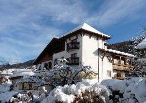 Ferienhotel Bergland Winter Ausschnitt