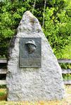 Luis Trenker Gedenkstein Pitztal