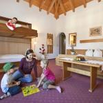 """Hotel Ferienhotel Bergland Familienzimmer"""