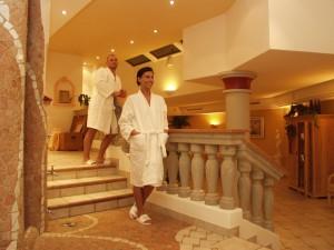 """""""Hotel Bergland Sauna"""""""