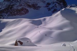 """Skigebiet Pitztal"""