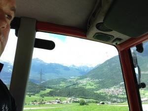 Erlebnis Traktorfahrt